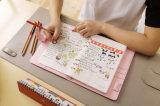 Mode et cahier pratique d'ordre du jour pour le bureau et l'école