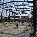 鉄骨構造の高力のプレハブの研修会フレーム
