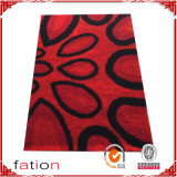 Couverture Shaggy de région de tapis de modèle moderne