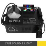 1500W 12PCS 3W gef5uhrtes Farben-Änderungs-Nebel-Maschine DJ-Gerät
