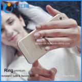 Sostenedor del anillo de teléfono dedo de agarre universal para el soporte del anillo del teléfono Smartphone