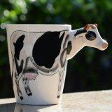 Tazza di caffè di ceramica unica di ceramica creativa 3D di vendita calda