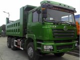 팁 주는 사람 트럭 6X4 380HP F2000 30t Shacman 덤프 트럭 가격