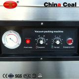 Máquina de empaquetamiento al vacío del solo compartimiento del acero inoxidable de Dz400-2D