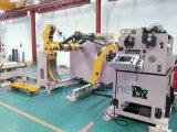 آليّة آلة مقوّم انسياب مع [نك] مؤازرة مغذّ و [أونكلير] يستعمل في صحافة آلة