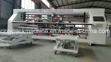 Máquina Sewing e de costura da Semi-Auto caixa ondulada