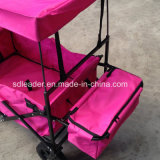 Складывая фура с сенью & охлаждая мешком - розовым мешком