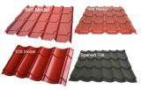 Farbe galvanisiertes gewölbtes Blatt, Zinc überzogenes Dach-Blatt