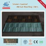 Анти--Увядает каменная Coated плитка крыши металла сделанная в Linyi