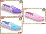 2013 nouvelles chaussures de toile de conception (SD6174)