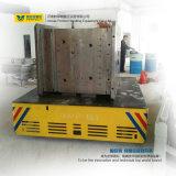 Моторизованная электрическая плоская тележка перехода для строительного проекта