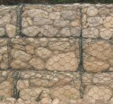 Maille galvanisée de Gabion, maille hexagonale de Gabion
