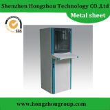Frame comercial do escudo da fabricação de metal da folha do server do serviço do auto