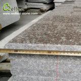 Escaliers en pierre normaux de granit des bons prix G664