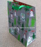 نوعية صنع وفقا لطلب الزّبون عيد ميلاد المسيح طباعة فنّ [ببر بغ] ترويجيّة هبة حقيبة