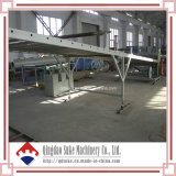 Ligne de machine de production d'extrusion de feuille / plastique PE / PP / PVC