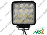 12V 24V 48W LED Light Work Lamp 4x4 hors route Tracteur LED Bateau