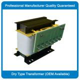 自動機械のための2kVA三相単巻変圧器