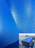 Pvc Met een laag bedekt Geteerd zeildoek -1000*1000 9*9 680GSM