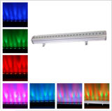 Outdoor IP65 Stage Light 24PCS * 3W RGB LED Wall Washer