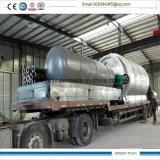 Caoutchouc de 10 tonnes à l'usine de pyrolyse de raffinerie de pétrole