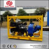 Dieselwasser-Pumpe für Selbstgrundieren mit wetterfestem Kabinendach
