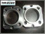 El trabajar a máquina del CNC de la precisión de las piezas del latón de 5 ejes que trabaja a máquina/del acero de aluminio/inoxidable