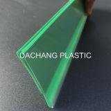 Tira de tiquetaque de PVC transparente