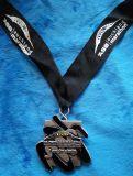 Kundenspezifische Andenken-Medaille für Asb Marathon, laufe ich für Nächstenliebe