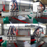 Автомат для резки CNC машины Woodworking маршрутизатора CNC (ВЕРШИНА 2030-3)