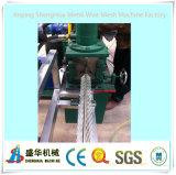Machine protectrice de maille de cornière pour la construction