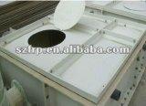 De milieu Geassembleerde Sectionele Tanks van het Water FRP met Lage Prijs