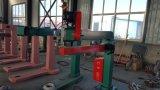 기계를 만드는 물결 모양 판지 상자의 1200의 페달 Stitcher