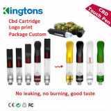 Crazy Selling 0.1/0.5/1.0 Ml Cbd Hemp Oil Touch Pen Vaporizer