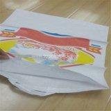 Пластичный белый мешок цвета сплетенный PP для зерен