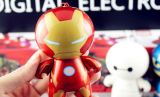 Baymax Iron Man Design 미국 경감 만화 힘 은행 8800mAh
