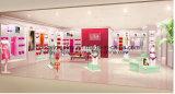 Metallzahnstange für Dame-Unterwäsche-Einzelhandelsgeschäft-Vorrichtung, System-Entwurf