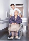 [فوجيزي] مستشفى مصعد مع [1600كغ] قدرة و [1.0م/س]