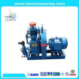 Compresor de aire marina inmóvil del pistón de la presión media con precio competitivo