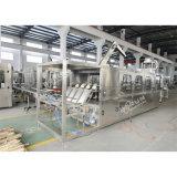 Завод воды бочонка 5 галлонов разливая по бутылкам