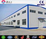 Oficina da construção de aço, planta de fábrica (SSW 15027)