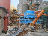 Vendita calda nel fornitore verticale del frantumatore a urto dell'asta cilindrica della Sri Lanka, vendita calda in Sri Lanka America Latina, effetto di pietra di alta qualità