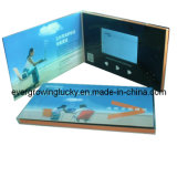 "Qualität 4.3 "" LCD-Bildschirm-videogruß-Karte"