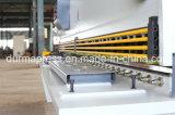 Machine de découpage hydraulique de tôle d'acier du prix usine QC11y 10X2500