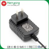벽 Type UL 세륨 SAA Approved 50/60Hz AC DC Power Supply 12V DC Adaptor