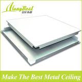 Azulejo de aluminio decorativo del techo 600*600