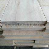 Tablero de andamio de madera del LVL del pino para los usos de la construcción