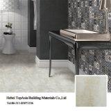 Esmaltado con los azulejos de suelo de cerámica rústicos de Glazred