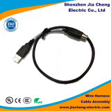 Harness de cable de las fundas de protección para la máquina expendedora