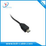 Preço de fábrica! USB2.0 a Mini5pin que cobra o cabo do USB com o Ce